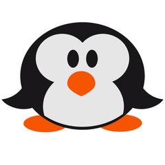 Süßes Niedliches Kleines Pinguin Baby Kind