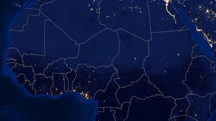 Sahel - Night - 02