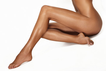Long legs.