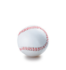 Baseball isolated