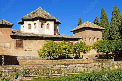 jardin de lalhambra - Jardin De L Alhambra