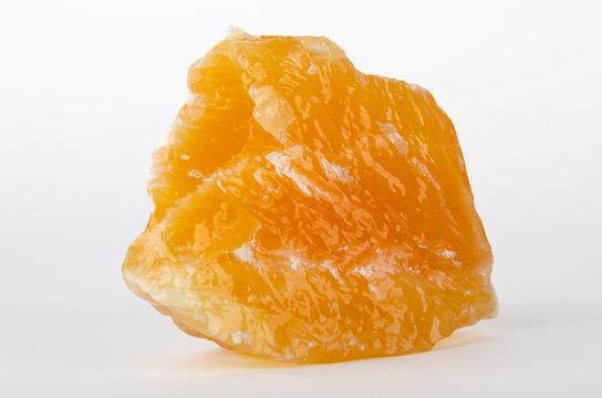Yellow Orange Calcite From Mexico