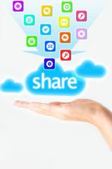Cloud computing apps