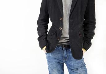 Men's casual stylish wear