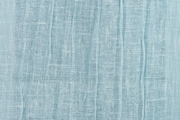 Blue fabric texture
