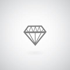 vector diamond symbol