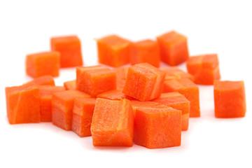 Carrot cube