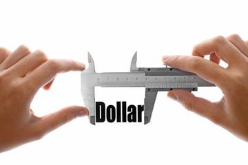 Measuring the Dollar