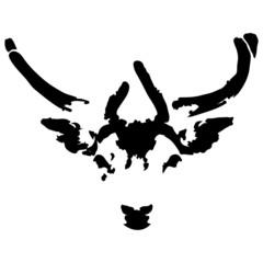 Deer portrait?