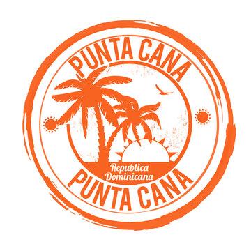 Punta Cana stamp