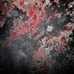Fototapete - splash of paint