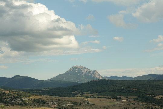 Pic de Bugarach, Aude
