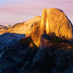 Wall Mural - Half Dome, Yosemite National Park, California