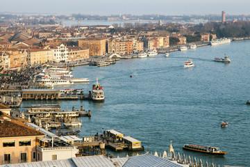Venezia - Vista della città