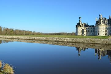 Château Royal de Chambord, XVI siècle