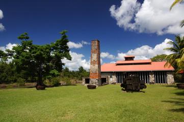 Maison de la Canne aux Trois-Ilets