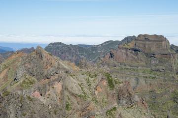 Montagne di Madeira