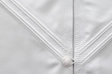 A thawb or kandura is an ankle-length garment worn by Arab men