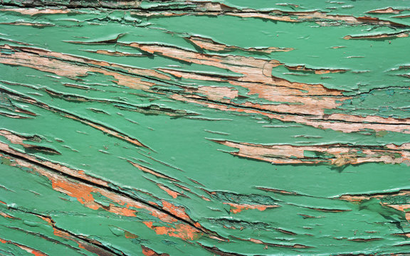 cracked texture verde sporco