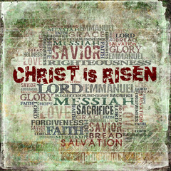 """Christ Is Risen"" Religious Background"