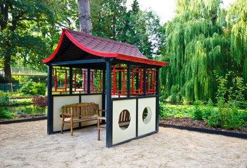 gardens gazebo