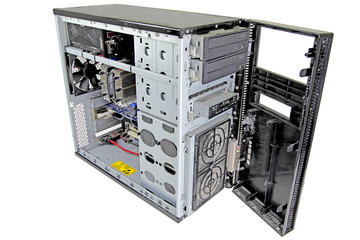 open sided pc