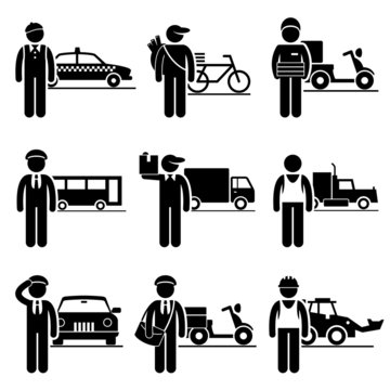 Driver Delivery Jobs Occupations Careers