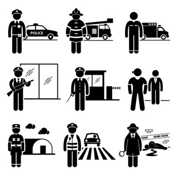 Public Safety and Security Jobs Occupations Careers