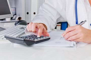 Arzt und Bürokratie