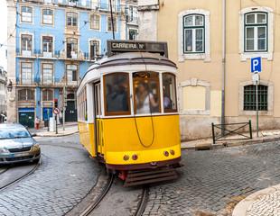 Elevador em Lisboa