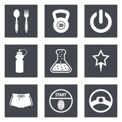 Icons for Web Design set 41