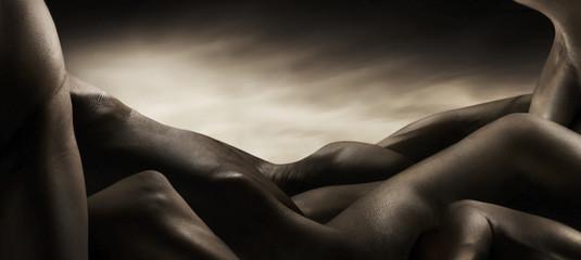 corpi di nudo artistico