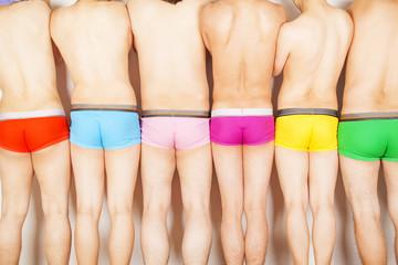 Colorful underwear / カラフルな下着