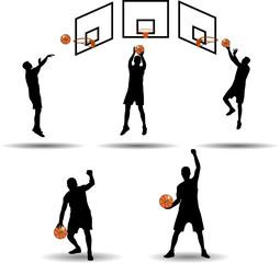 basketball player collection