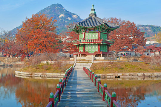 Gyeongbokgung Palace, Seoul, South Korea
