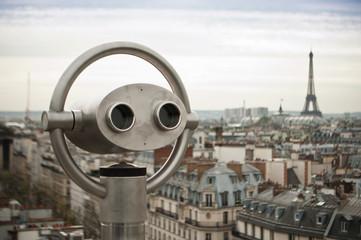 panoramique toits de Paris