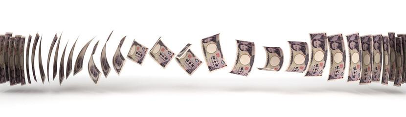 Japanese Yens Transfer