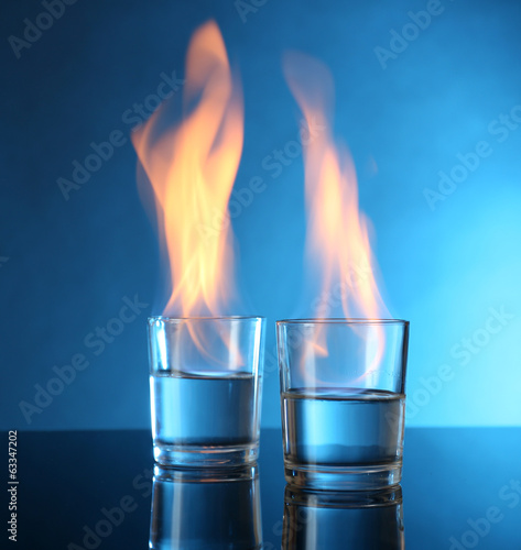 an analysis on the energy released by burning alcohol Method i plan to measure the enthalpy change by burning the alcohol, using a spirit burner, i will then use the heat produced during the combustion of the alcohol to heat 100ml of water that will be situated in a.