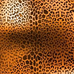 classic leopard pattern