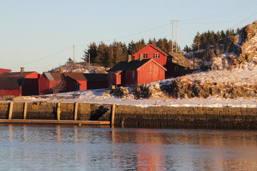 The old  Thørnholmen