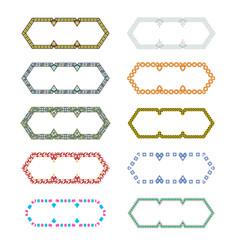 Frames pattern (set65)