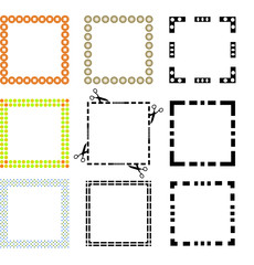 Frames pattern (set21)