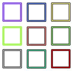 Frames pattern (set24)