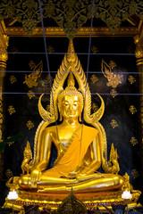 Phra Phut Chin Rat at Wat Phra Sri Rattana Mahathat Temple