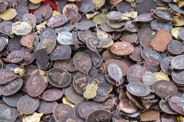 Small Buddha Coin