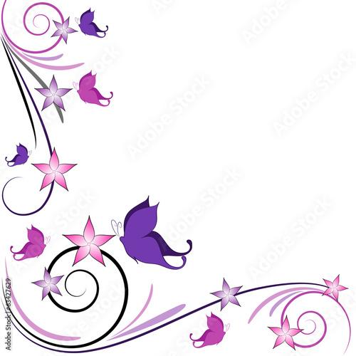 Sfondo farfalline decorazione immagini e vettoriali for Decorazione wallpaper