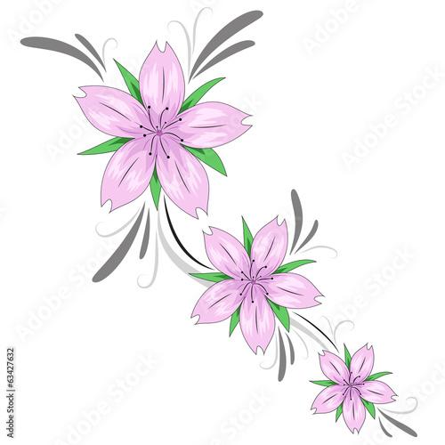 Fiori di ciliegio decorazione tattoo immagini e for Disegni fiori per tatuaggi