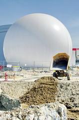 bulle de gazoduc
