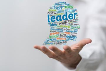leader head