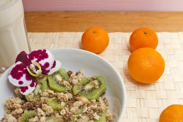 health breakfast
